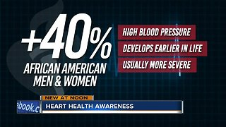 Heart health awareness