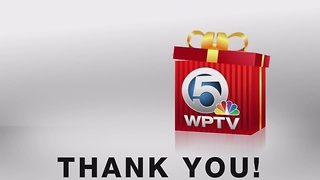 WPTV Holiday Toy Drive a big success - Video