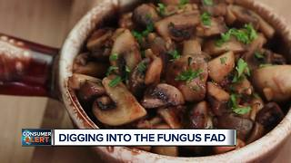 What are the facts behind the mushroom powder health fad? - Video