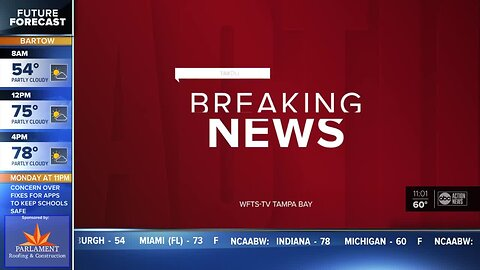 Two presumptive cases of Coronavirus reported in Tampa Bay