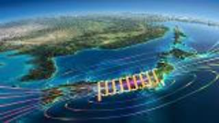 Fukushima's Gravity Effect - Video
