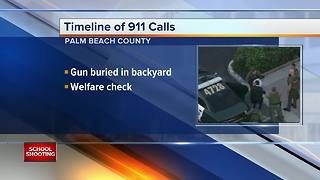 Timeline of 911 calls related to Florida school shooting - Video