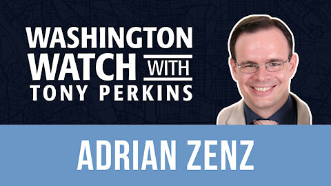 Adrian Zenz Discusses Beijing Shifting its Strategy on Xinjiang