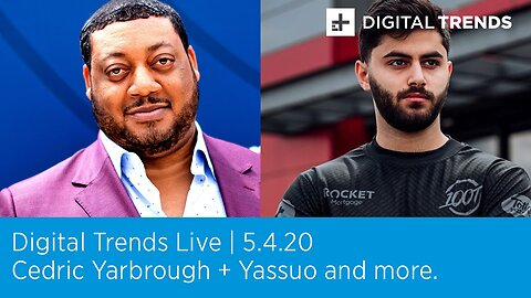 Reno 911's Cedric Yarbrough + May The 4th Be With You | Digital Trends Live 5.4.20