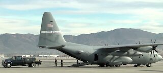 More than 200 Nevada National Guard soldiers head to D.C.