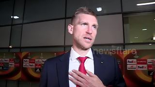 Mertesacker: FA Cup win counts for nothing against Chelsea on Sunday - Video