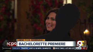 Bachelorette Premiere - Video