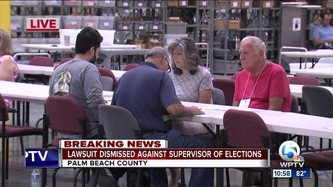 Gov. Scott's lawsuit dismissed in Palm Beach County related to midterm elections