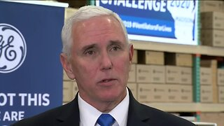 One-on-one with VP Mike Pence