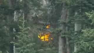 Man charged in Brian Head fire - Video