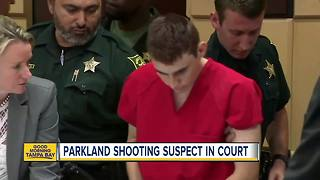 Hearing for accused Florida school shooter, Nikolas Cruz, rescheduled - Video