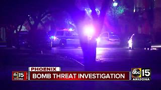 Phoenix police investigating bomb threat at Chinese Cultural center - Video
