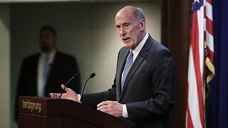 Dan Coats To Step Down As Director Of National Intelligence