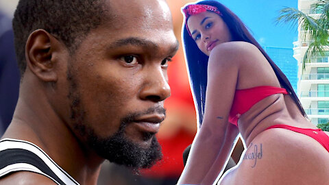 "Kevin Durant Says He ""Can't Blame"" NBA Players For Sneaking Women Into Their Bubble Hotel Rooms"