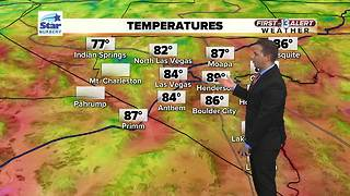 13 First Alert Weather for April 23 2018 - Video
