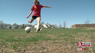 Future Husker soccer player motivated by canceled overseas trip