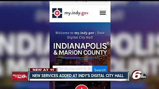 Three new services launched on digital city hall - Video