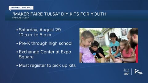 Fab Lab Tulsa to distribute free DIY kits for youth