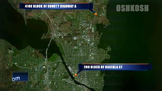 Felony drug arrests made in Oshkosh - Video