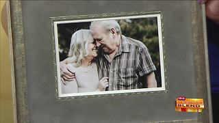 A Special Picture Gets a Beautiful Frame - Video