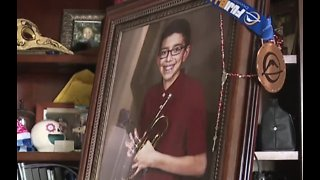 Mother who lost son to flu urges people to get flu shot - Video