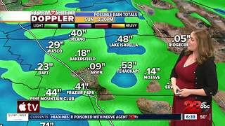 Storm Shield Forecast morning update 3/9/18 - Video