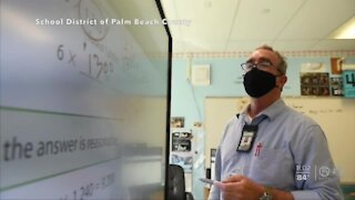 Petition started to keep masks in Palm Beach County schools