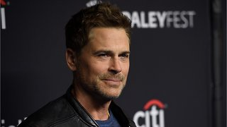 Rob Lowe Discusses New Show And Health