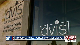 Local resources to help domestic violence victims