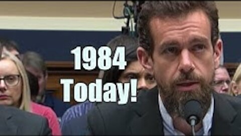 1984 Today! Patriots in Control. B2T Show Jan 9, 2021 (IS)