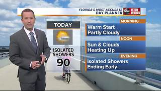 Florida's Most Accurate Forecast with Jason Adams on Friday, October 13, 2017 - Video