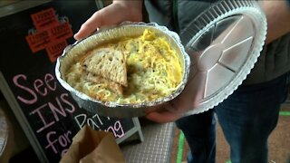 Helping Healthcare Heroes; local restaurant group gives away free brunch to frontline workers