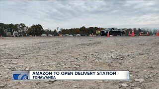 Amazon to open new delivery station