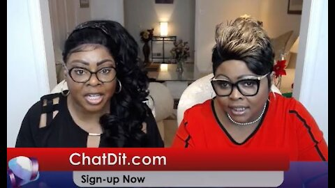Diamond and Silk on live 10-15-2020 discussing Ice Cube and the BLACK lash.....