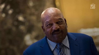 NFL Legend Jim Brown: 'I'll Never Kneel and I Will Always Respect the Flag' - Video