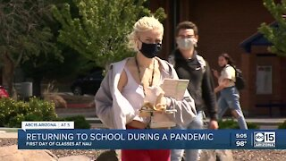 Returning to school during a pandemic