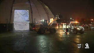 Street crews ready for Tri-State's first snowfall, pandemic