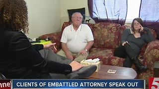 Former Hendersonville Attorney Arrested, Home Raided - Video