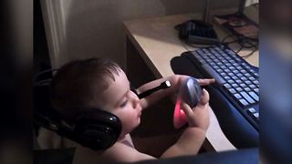 Adorable Baby Boss - Video