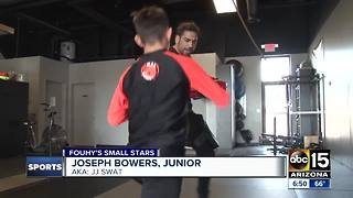 Small Stars: Rising MMA star