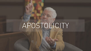 Apostolicity | with Pastor Chris Jordan