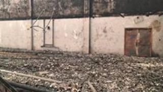 Wildfire Destroys Santa Rosa Christian School - Video