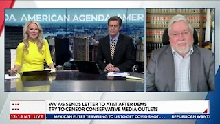 WV AG Sends Letter to AT&T After Dems Try To Censor Conservative Media Outlets