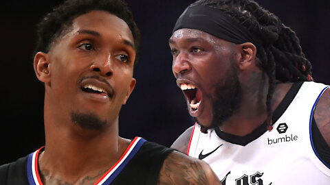 Lou Williams Unfollows Montrezl Harrell On Instagram After Denying The Clippers Are Having Issues