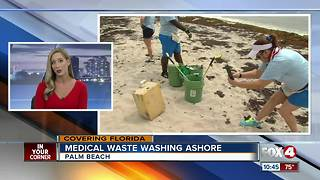 Activist in Florida are fighting to keep state beaches clean - Video