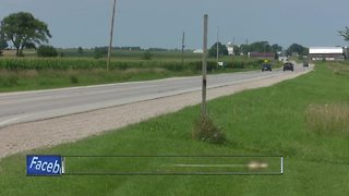 Calumet County fatal crash - Video