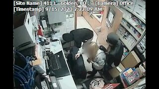 Police: Three suspects rob Circle K in Golden, hold clerk hostage at gunpoint