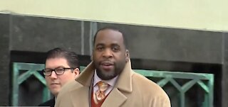 Kwame Kilpatrick to be released?