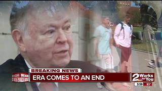 OU President Boren to retire after 23 years - Video