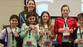 """""""Go Red"""" Girl Scout Patch Workshops"""